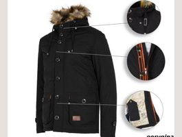 OUTHORN Herren Jacke Winter Mantel L