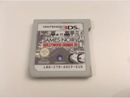 3DS - James Noir's Hollywood Crimes