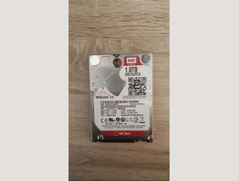 "WD Red 2.5"" HDD 1TB  SATA Notebook"