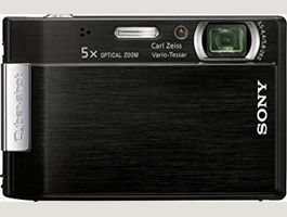 Sony DSC-T100 8MP with 5x Optical Zoom