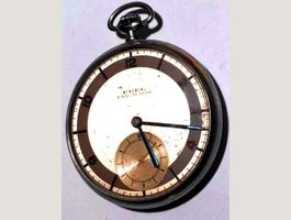 EBEL RARE POCKET WATCH FROM 1920