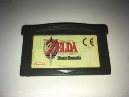 GBA Spiel - Zelda Four Swords