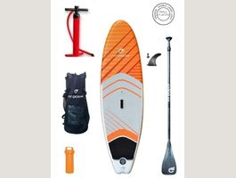 FIT OCEAN Allround Wave 8´9 SUP orange