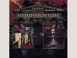 2CD Annihilator - Alice in hell/ Never n