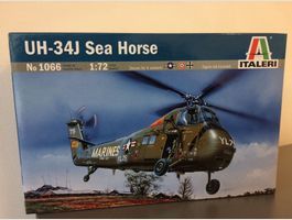 Helikopter UH-34J sea Horse Bausatz 1/72