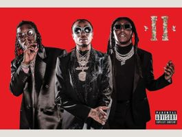 Migos Poster Culture II Poster