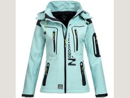 Geographical Norway Jacke Türkis