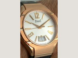 PIAGET POLO Fortyfive 18 kt Rosa GolD