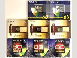 8 SONY MD