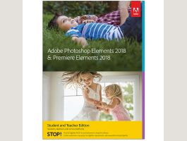 Adobe Photoshop & Premiere Elements 2018