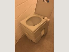 Camping WC Toilette Portable