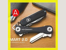 KeySmart 2.0 Version Extend Porte-CLé 8