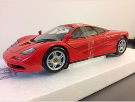 McLaren F1 Road Car 1994 rot 1/18