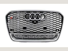 Grill RS Look CHROM Audi A6 S6 RS6 C7 4G