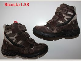 Chaussures d'hiver Ricosta t.33