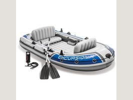 Schlauchboot Intex Excursion 4