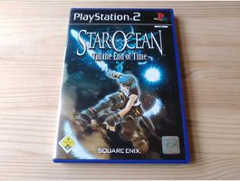 Star Ocean Till The End of Time Für PS2