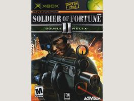 Soldier of Fortune II Double Helix XBOX
