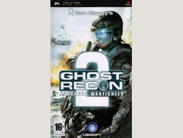 Ghost Recon Advanced Warfighter 2 PSP FR