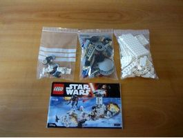 "LEGO Star Wars 75138 "" Hoth Attack """