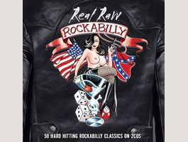 CD Real Raw Rockabilly