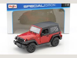 JEEP WRANGLER WILLYS 2014   1:18 MAISTO