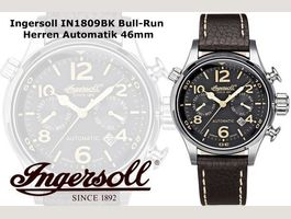 Ingersoll - Bull Run IN1809BKDunkelbraun