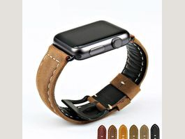 Bracelet en cuir Apple Watch 38 ou 42 mm