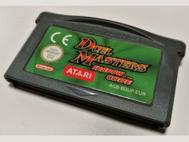 GBA Duel Masters Shadow of the Code