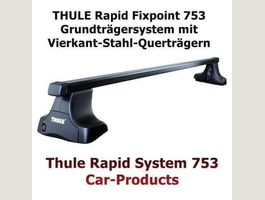 Thule 753 Fixpoint BMW 5er Touring 2001-