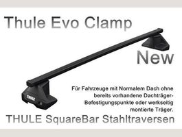 Thule 7105 S-EVO Clamp BMW 2er Active To