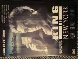 Dvd,actionthriller, king of new york