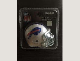 Buffalo Bills Pocket Size Helmet