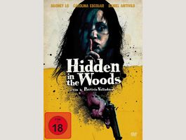 DVD Hidden in the Woods (CHILE 2012) OVP