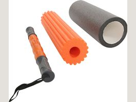 MAMBO MAX 3-IN-1 FOAM ROLLER/Blackroll