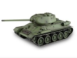 RC Heng Long Panzer T34/85 RTR