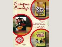 Campus Comedys (3 DVD) (DVD - Code 2)