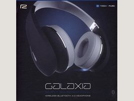 Ready2Music: Galaxia - Wireless Bluetoot