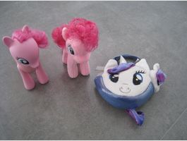 Lot 3 My Little Pony