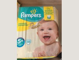 Couche culotte / Pampers 5+