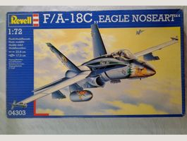 """Revell - F/A 18C """"Eagle Noseart"""""""