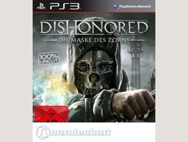 PS3 / Playstation 3 - Dishonored: Die Ma