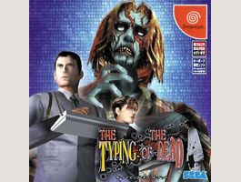 SEGA Dreamcast Spiel - The Typing of the