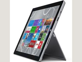 Microsoft Surface Pro 3 Tablet (QWERTY)