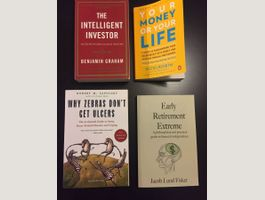 English Books - Financial Independence