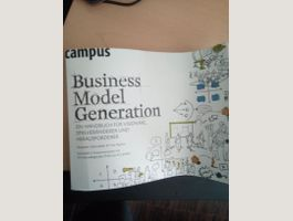 Business Model Generation campus canvas