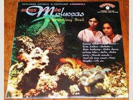 SONGS FROM THE MOLUCCAS IN KRONTJONG BEA