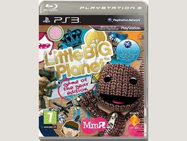 Little Big Planet Game of the Year  PS 3