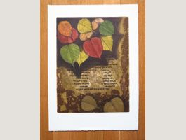 22_l ROTHMAN Aryeh: Scroll of autumn