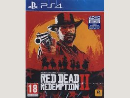 Red Dead Redemption 2 (Game - PS4)